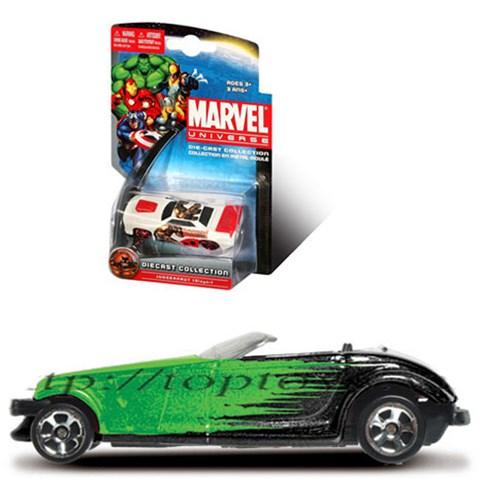 Xe sieu anh hung Marvel - Hulk Chrysler Prowler