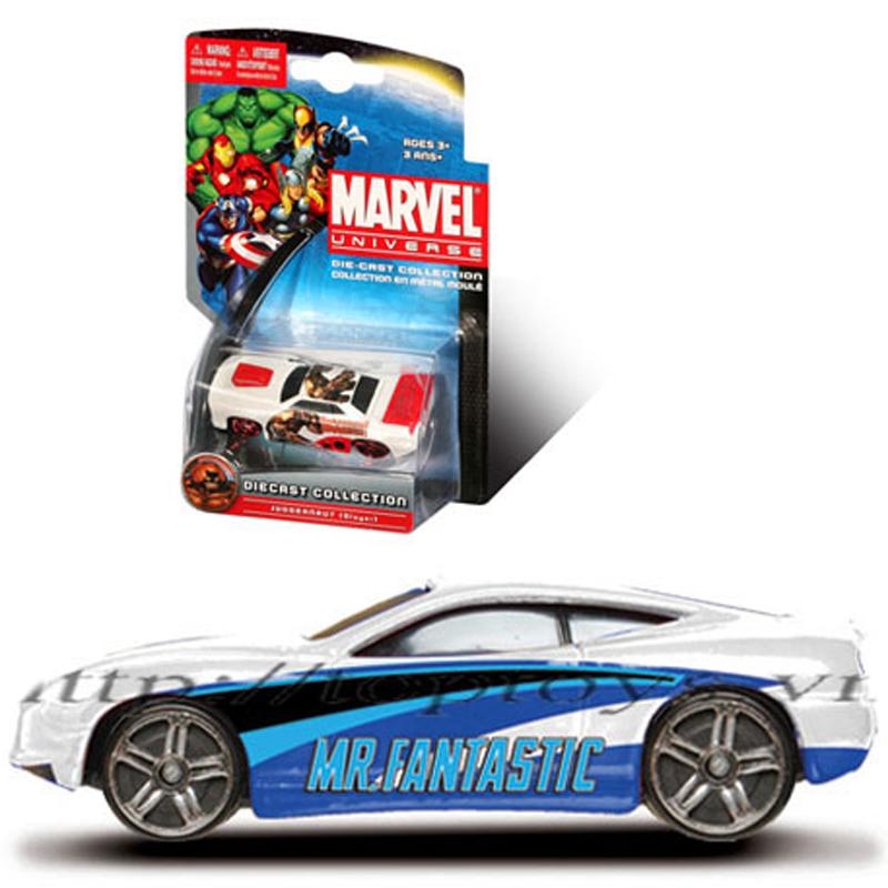 Xe sieu anh hung Marvel - Mr.Fantasic V7
