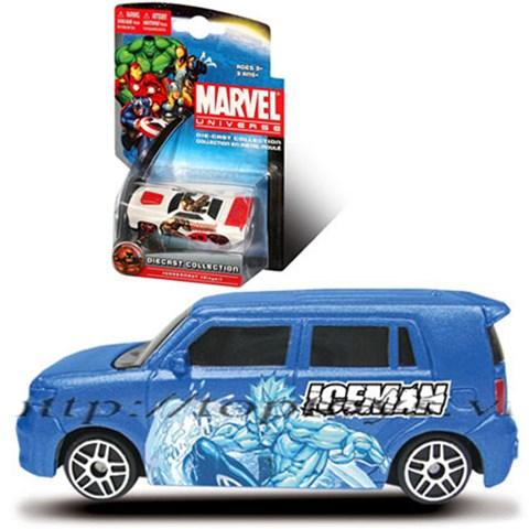 Xe sieu anh hung Marvel - Iceman Scion xB