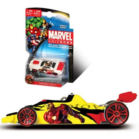 Xe sieu anh hung Marvel - Iron man Formula