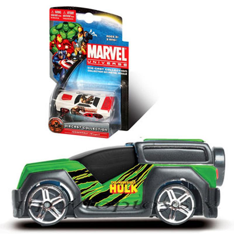 Xe sieu anh hung Marvel - Hulk FM Rover