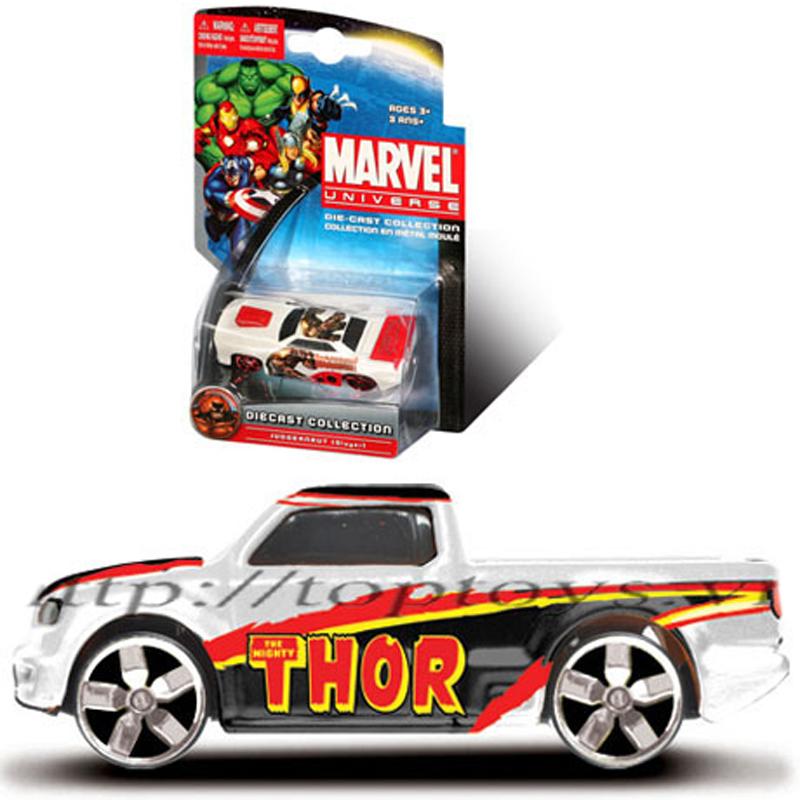 Xe sieu anh hung Marvel - Thor PC5G