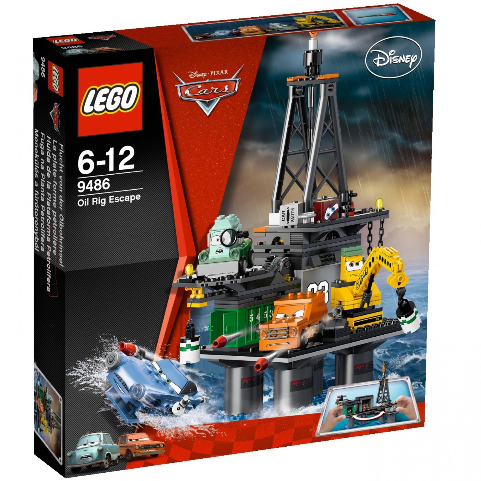LEGO 9486 Racers