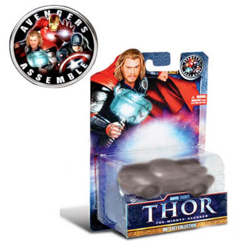 Do choi o to - Xe Anh hung Thor 15174