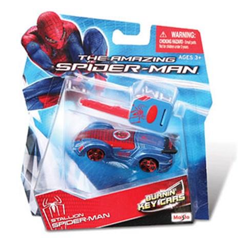 Xe chia khoa banh da - Spider Man 15219