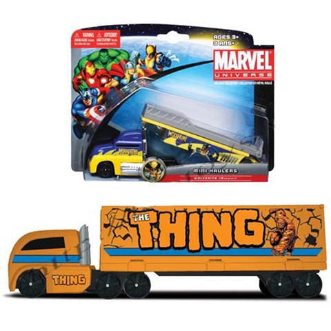 Xe anh hung Marvel - Thing 15150