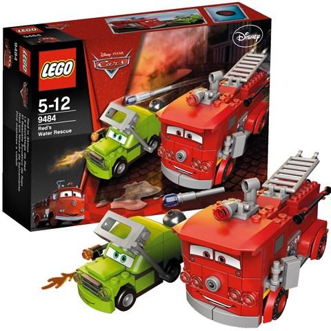 LEGO 9484 Racers