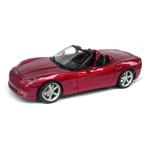Mo hinh Maisto 31137 -  Chervolet Corvette Converrtible