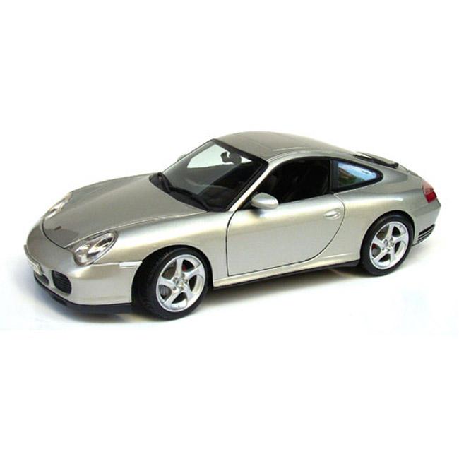 Mo hinh Maisto 31628 A - Porsche 911 Carrera 4S