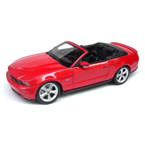 Mo hinh Maisto 31158 A - Ford Mustang GT Convertible