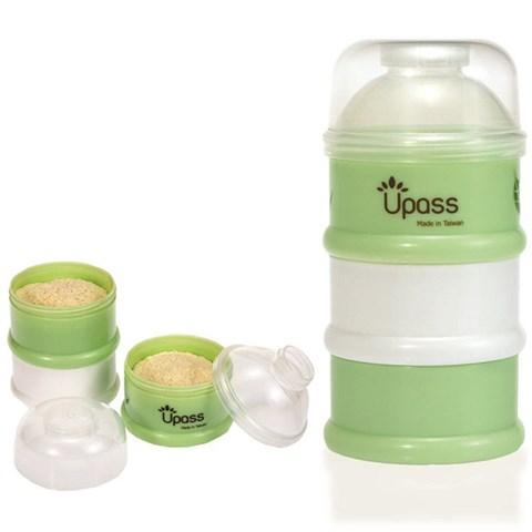 Hop dung sua 3 ngan khong BPA Upass UP8002C