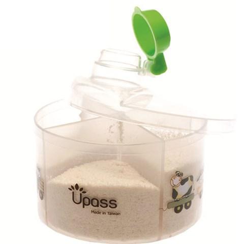 Hop chia sua Upass BPA free loai tron UP8005C