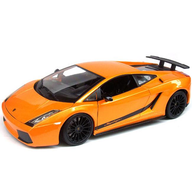 Mo hinh Maisto 31149 B - Lamborghini Gallardo Superleggera