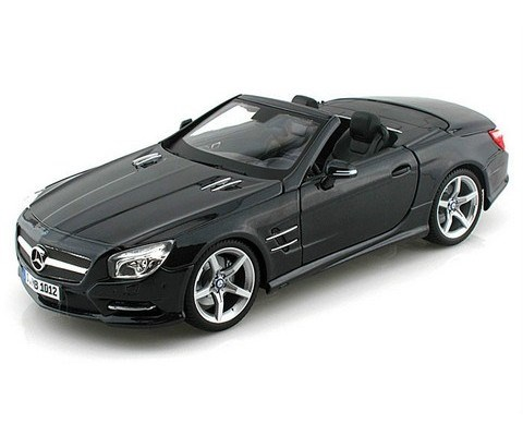 Mo hinh Maisto 31196 - Mercedes Benz Sl 500 Convertible