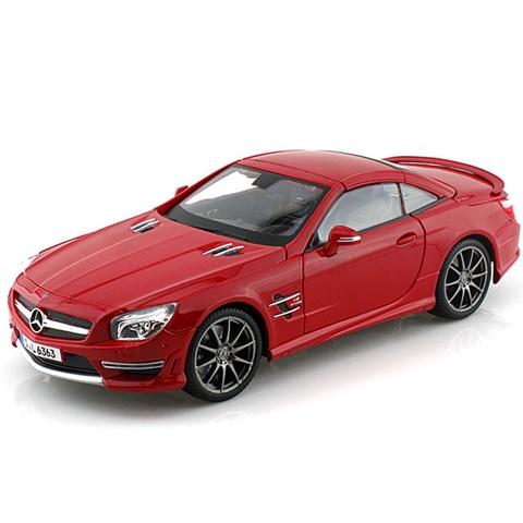 Mo hinh Maisto 36199 - Mercedes-Benz SL 63 AMG