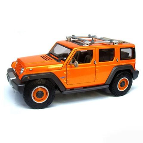 Mo hinh Maisto 36699 - Jeep rescuse Concept