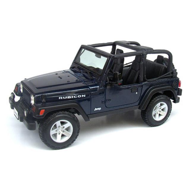 Mo hinh Maisto 31663 - Jeep Wrangler Rubicon