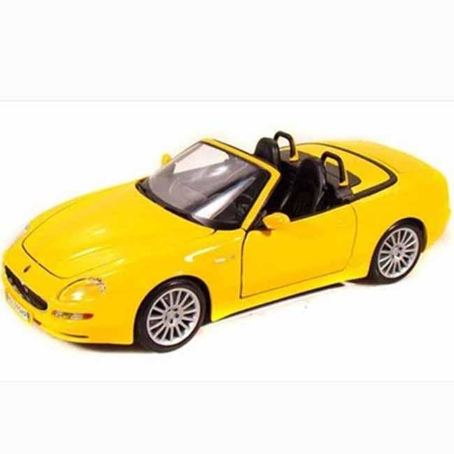 Mo hinh Maisto 31667 - Maserati Spyder