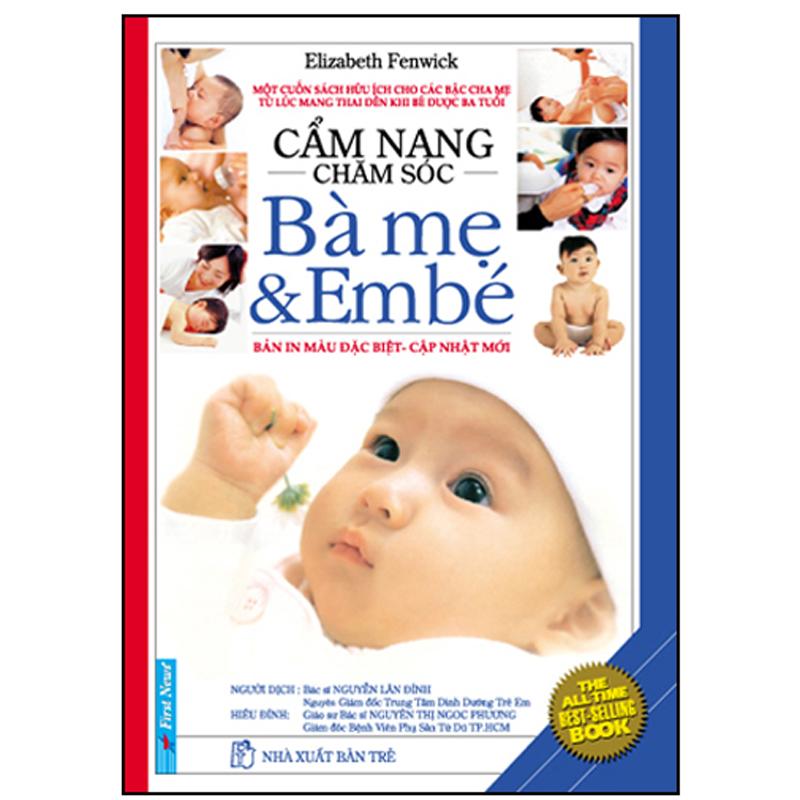 Cam nang cham soc ba me va em be- Nguyen Lan Dinh