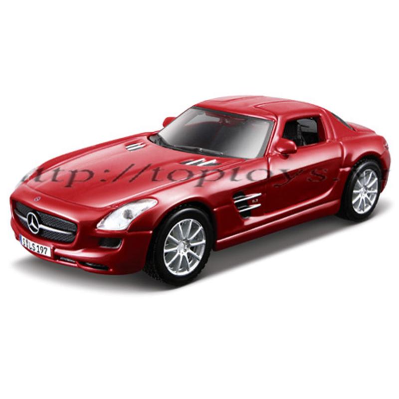 Xe mo hinh ti le 1:36 - Mercedes Benz SLS AMG