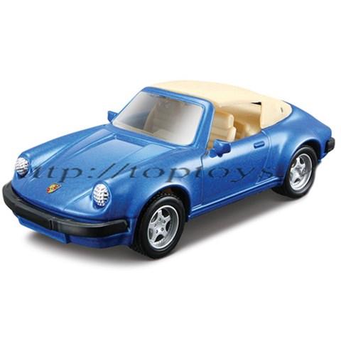 Xe mo hinh ti le 1:36 - Porsche 911SC