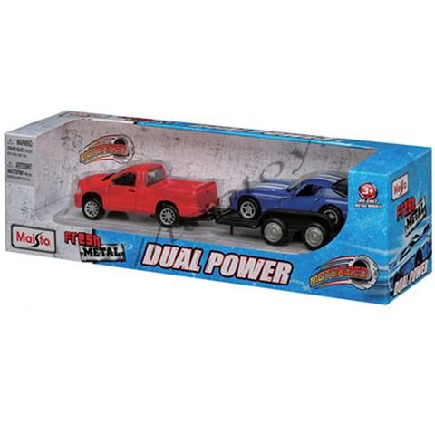 Xe banh da Dual Power ti le 1:36 21064