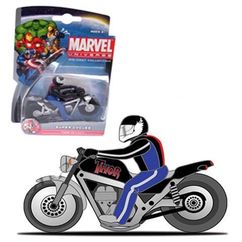 Xe moto Anh hung Marvel - Thor-Cruiser 25017