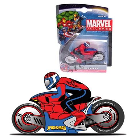 Xe moto Anh hung Marvel - Spider-man-Cafe racer 25017