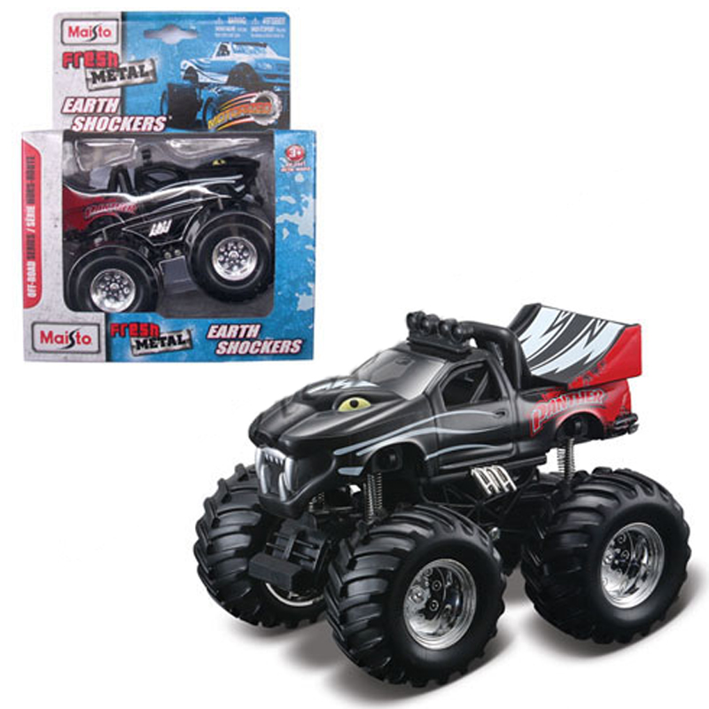 Xe Oto dia hinh EARTH SHOCKERS - Power Panther 21144