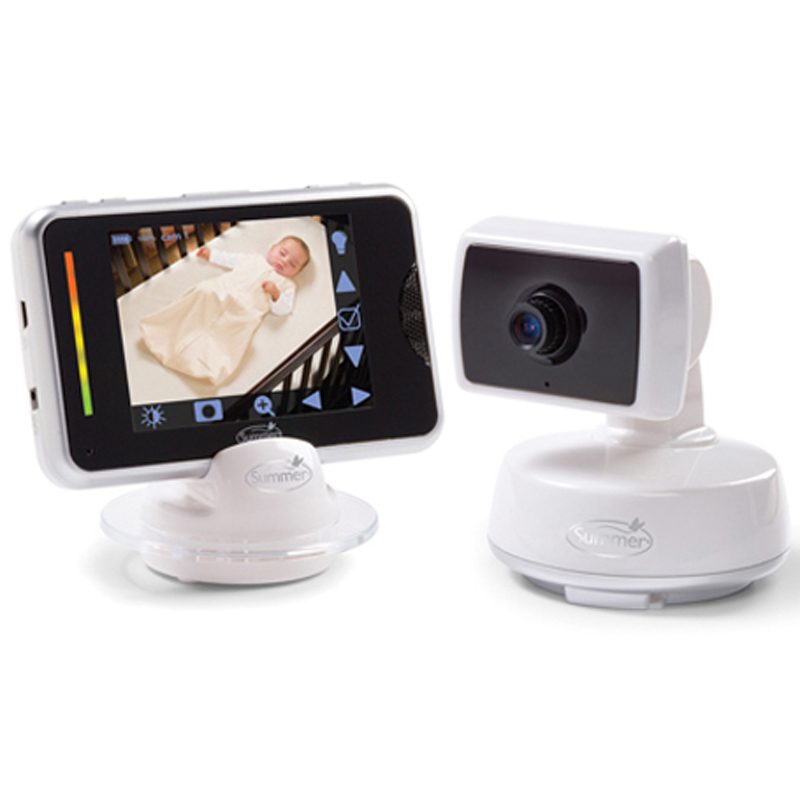 Camera bao khoc Summer Global Baby Touch Digital Color Video Monitor SM2862