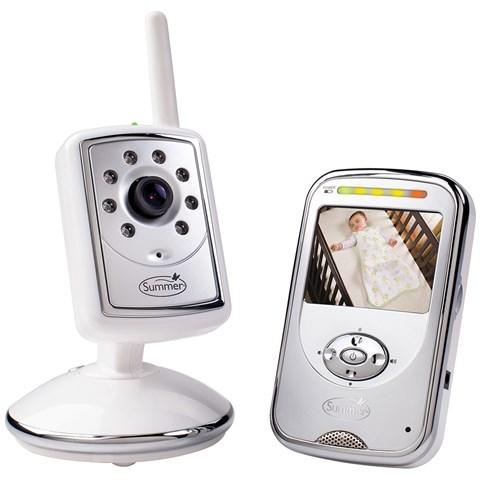 Camera bao khoc Global Slim N Secure Plus Digital Color Video Monitor SM28610
