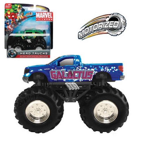 Xe banh da Anh hung Marvel - Galactus - Ford-F150 Flareside 25022