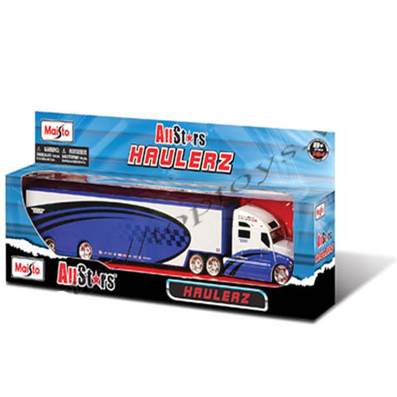 Mo hinh xe container 11512 Maisto