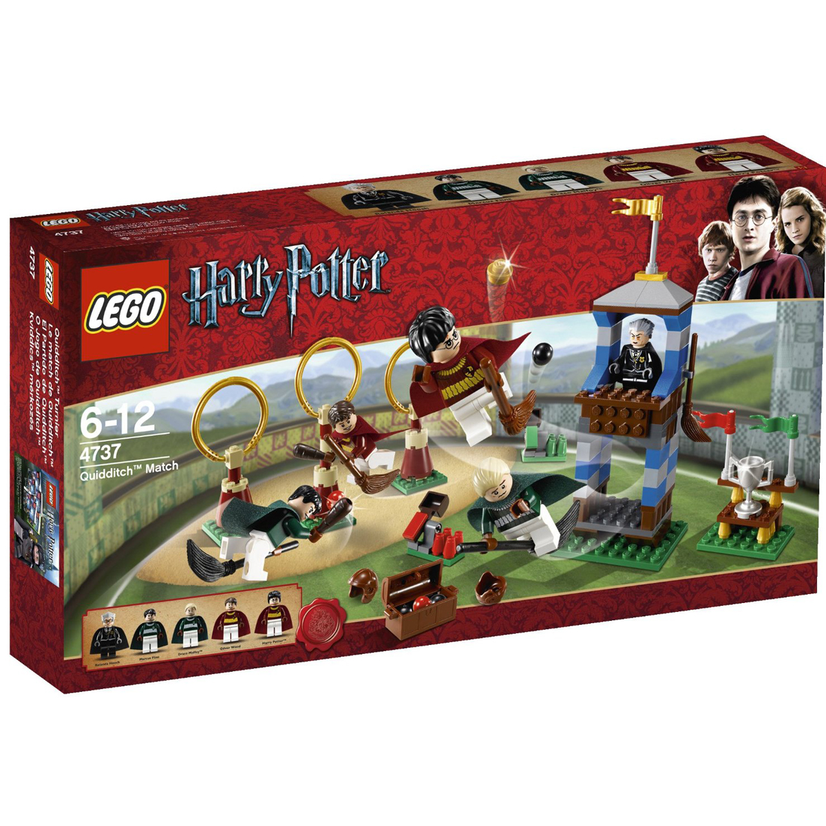 Do choi xep hinh Lego Harry Potter 4737
