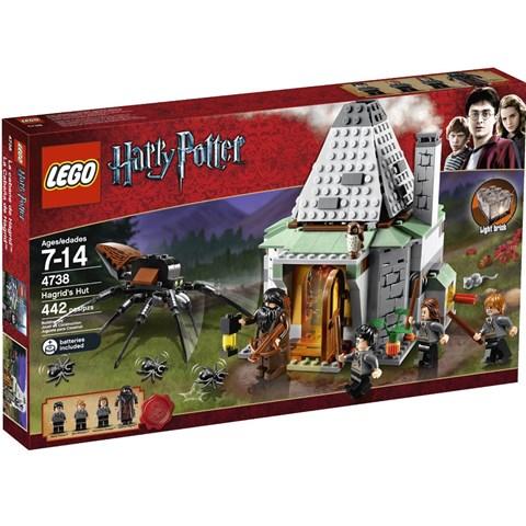 Do choi xep hinh Lego Harry Potter 4738