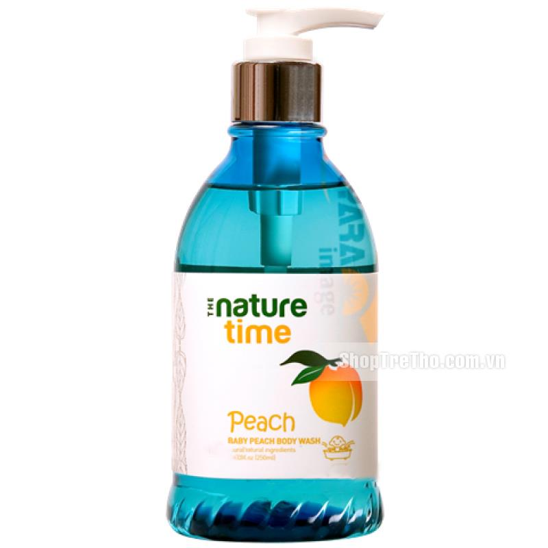 Sua tam dao tay Natural Time 50ml