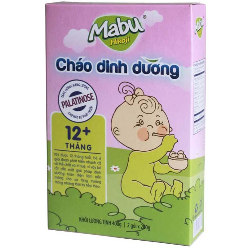 Chao dinh duong Mabu Hikoji Viet Nam 400g