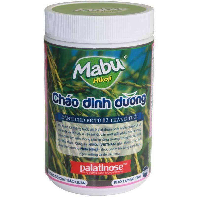 Chao dinh duong Mabu Hikoji Viet Nam 900g