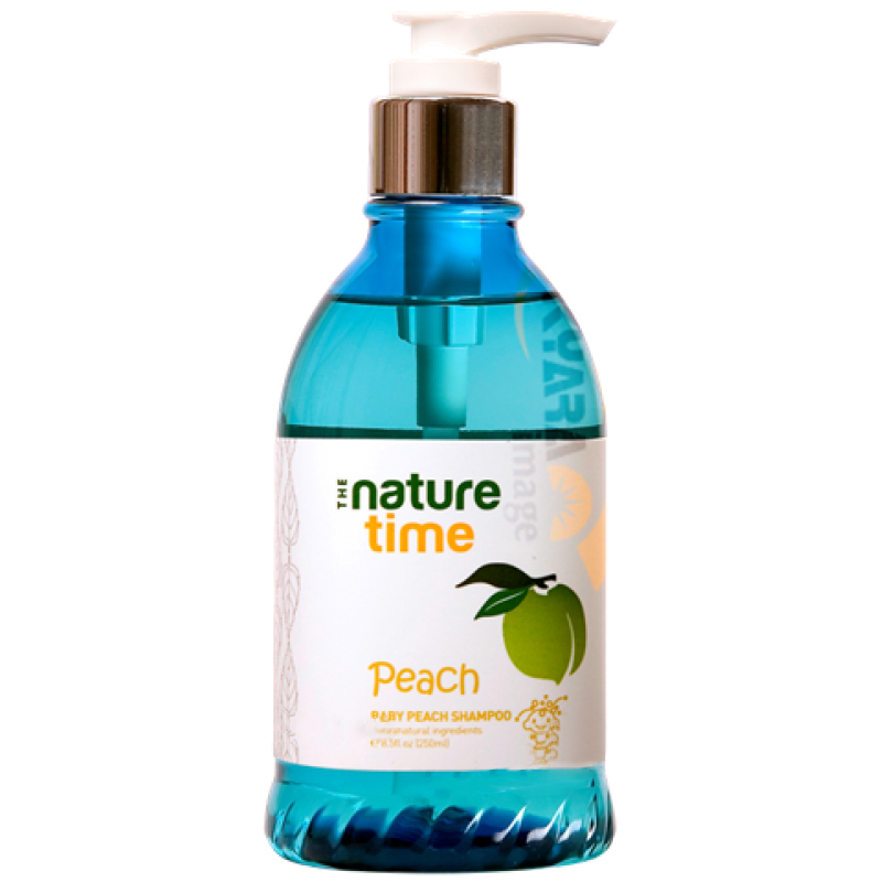 Dau goi dao tay Natural Time 250ml