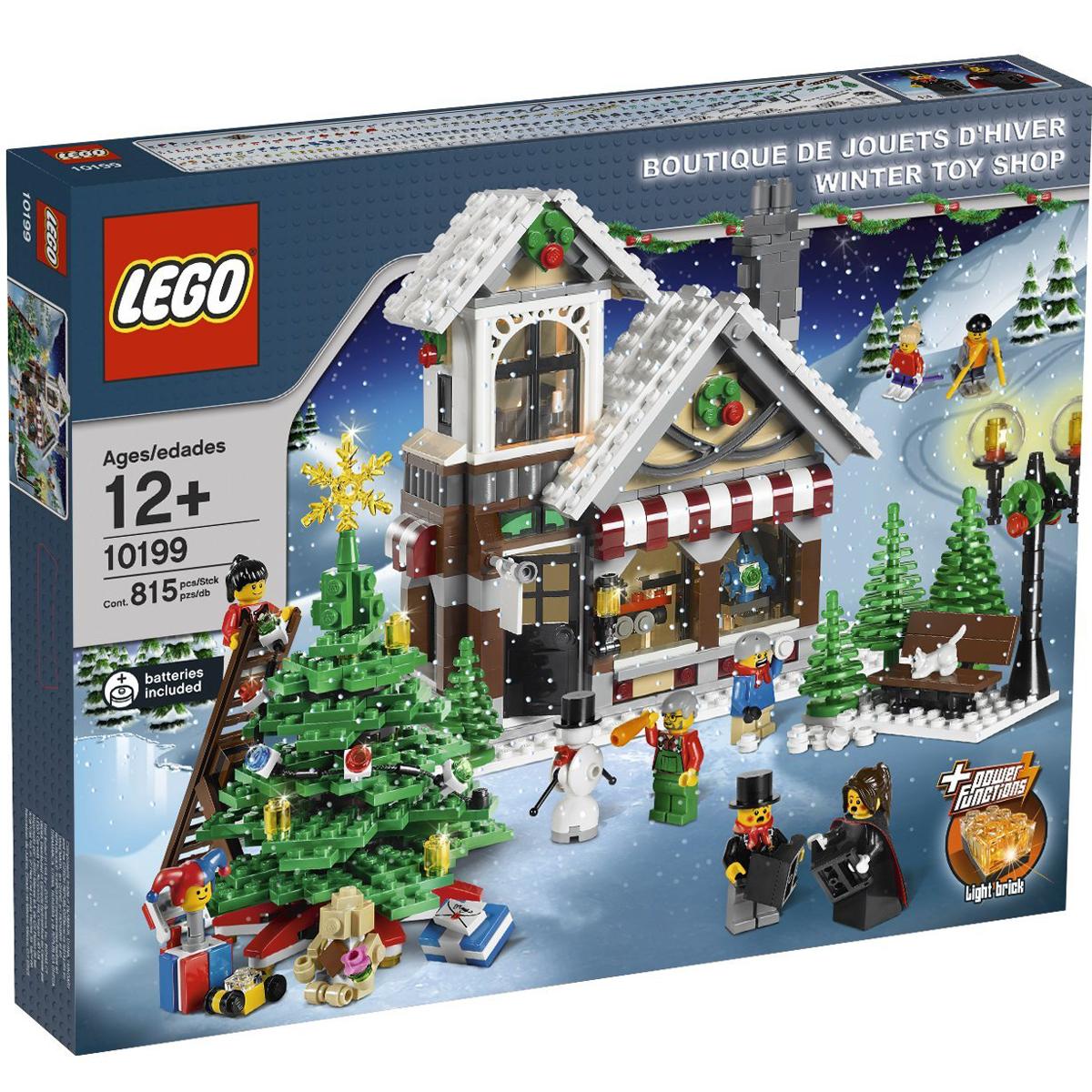 do choi lego 10199
