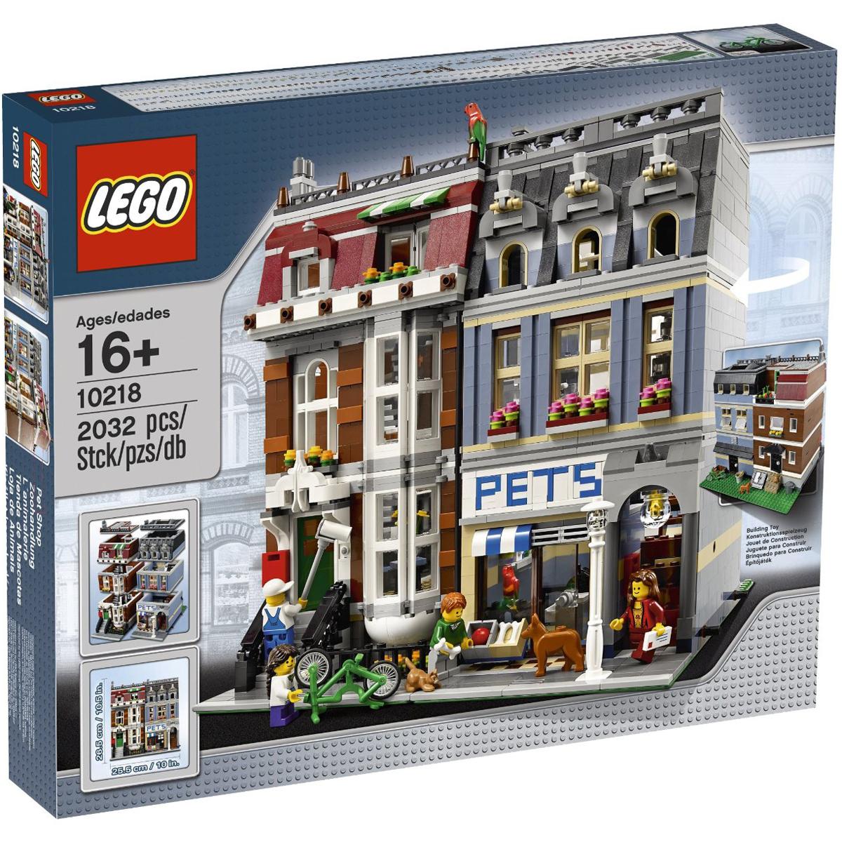 do choi lego 10218