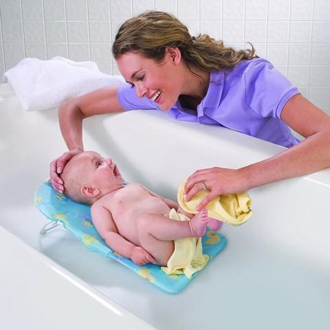 Luoi tam chong truot Summer 18284 - Fold n Store Tub Time Bath Sling (3L)