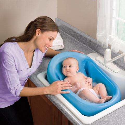 Chau tam xop Summer 18170 - Cushy Cradler Bath Tub