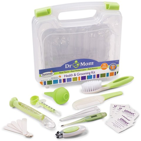 Bo cham soc be Summer 14290 - Dr.Mom Health and Grooming Kit