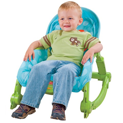 Ghe rung Fisher Price W2811