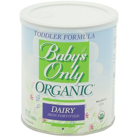 Sua sieu sach Baby's Only Organic 360g so 1