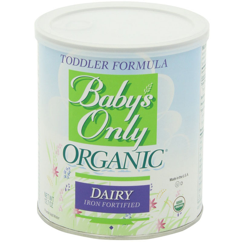 Sua sieu sach Baby's Only Organic so 2 (900g)