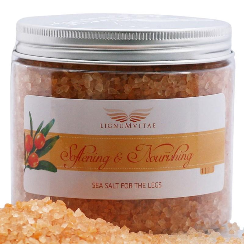 Muối khoáng ngâm chân dưỡng ẩm và làm mềm da 500g