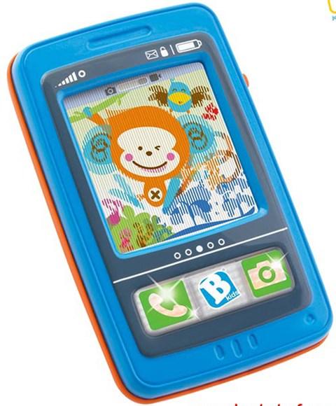 Smart phone phat nhac BKids