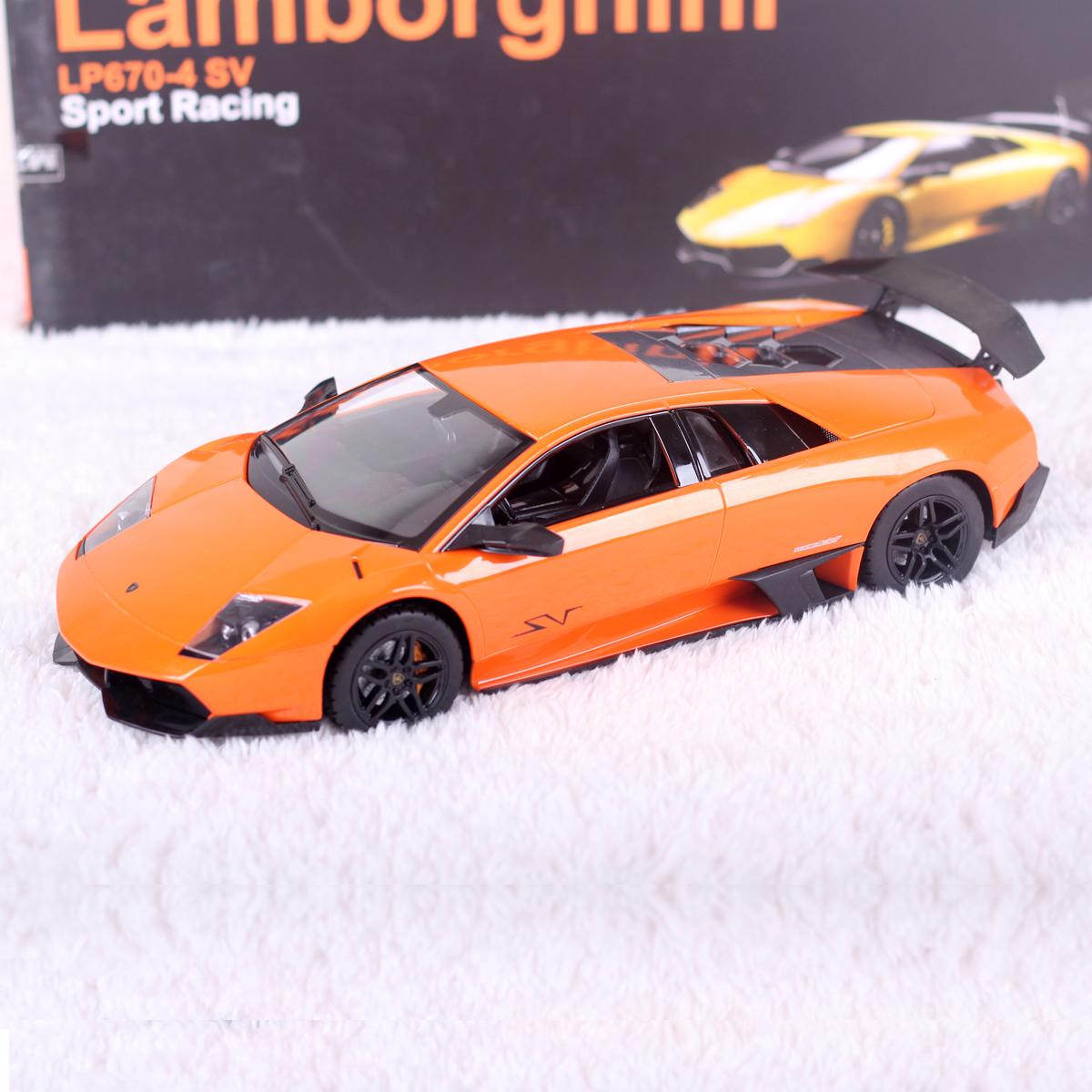 Xe o to dieu khien Lamborghini 2015